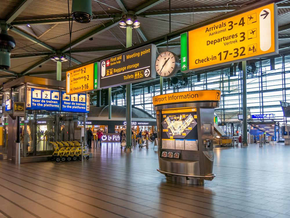 schipol international airport